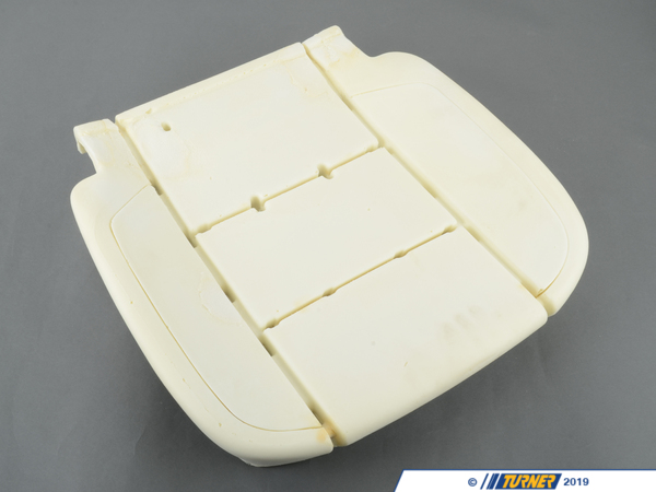 T#121968 - 52101973383 - Genuine BMW Pad Seat Front - 52101973383 - E34 - Genuine BMW -