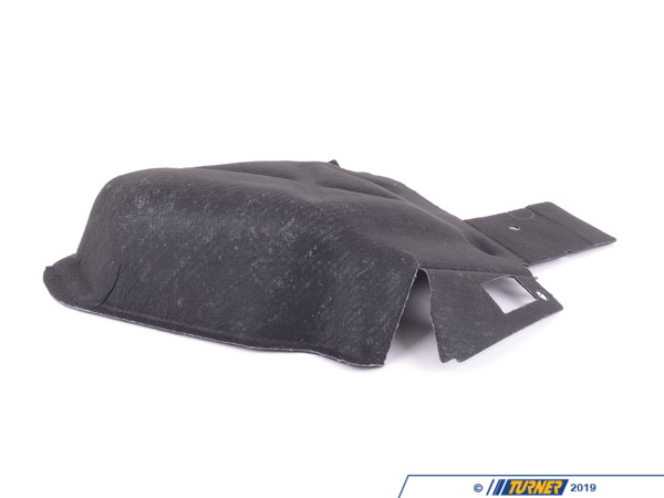 T#114520 - 51487145895 - Genuine BMW Sound Insulation Trunk Left - 51487145895 - E70 X5 - Genuine BMW -