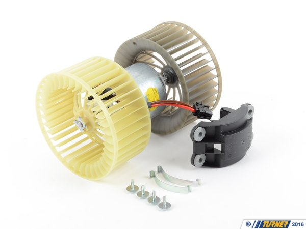 T#12844 - 64119204154 - OEM Hella Blower Motor - E46 323i 325i 328i 330i M3 - Replace your defective E46 heater / air conditioning blower motor with this OEM Hella replacement. If you are experiencing reduced or no blower fan output it may be time to replace this blower motor. This integrated unit includes both the motor and the fan blades. It is mounted under the windshield cowl at the base of the windshield. OEM Hella replacement blower motor for BMW part #64119204154 and 64118372797.Hella is a premium manufacturer that supplies automotive parts to numerous car brands across the world. Everything from electrical to mechanical genuine parts have been made and supplied directly to BMW before the vehicles ever leave the production floor. Their high quality, long lasting parts have made them a trusted brand chosen to help keep your BMW on the road for many years to come.As a leading source of high performance BMW parts and accessories since 1993, we at Turner Motorsport are honored to be the go-to supplier for tens of thousands of enthusiasts the world over. With over two decades of parts, service, and racing experience under our belt, we provide only quality performance and replacement parts. All of our performance parts are those we would (and do!) install and run on our own cars, as well as replacement parts that are Genuine BMW or from OEM manufacturers. We only offer parts we know you can trust to perform!This item fits the following BMWs:1999-2005  E46 BMW 323i 323ci 325i 325ci 325xi 328i 328ci 330i 330ci 330xi M3 - Hella - BMW