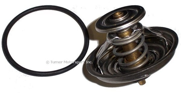 T#341062 - 11537511580 - Thermostat - 88 Degree - E24, E28, E30, E32, E34, E36, E39, Z3 - Mahle-Behr - BMW