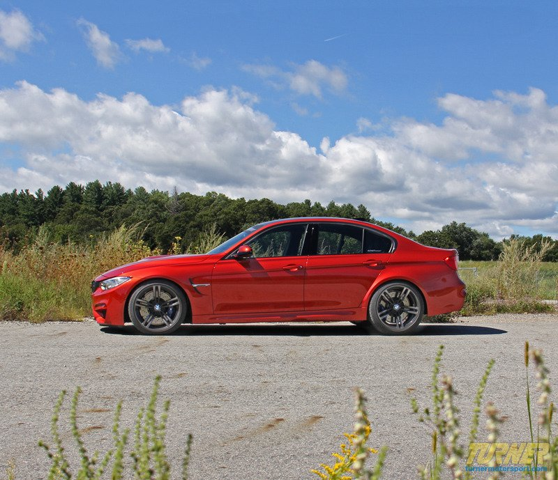 2014 Bmw M3: 50474-6 - H&R Sport Spring Set - F80 M3 (2014+)