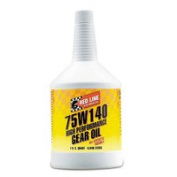 Red Line 75W-140 Differential Gear Oil
