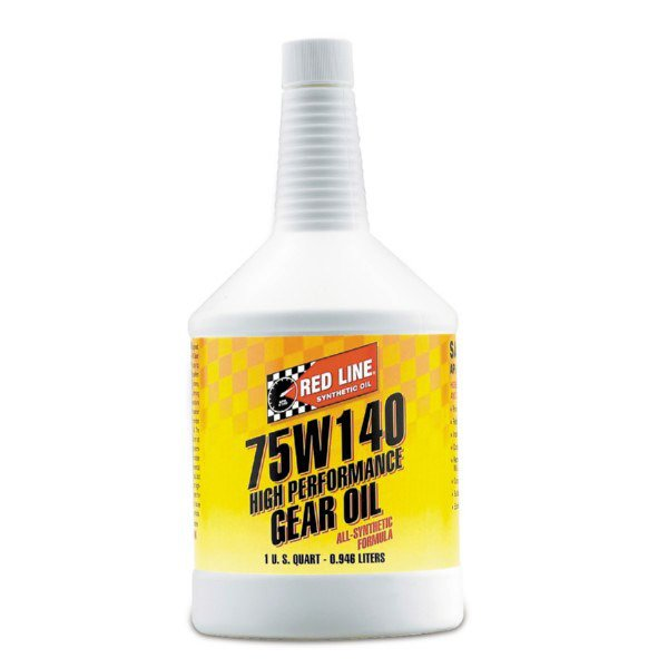 T#1126 - TMS1126 - Red Line 75W-140 Differential Gear Oil - Redline -