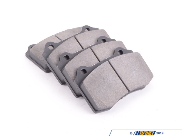 T#16487 - TMS16487 - Brembo Calipers Lotus, A, C, F - Street Brake Pad Set - StopTech Street Performance - StopTech - BMW