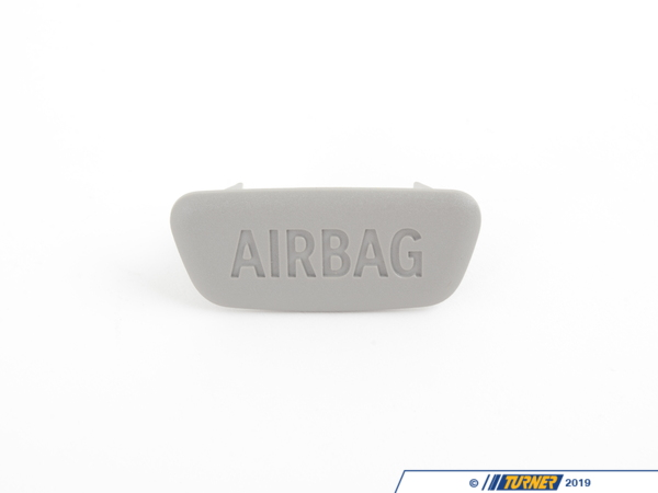 "T#102576 - 51432993027 - Genuine BMW Cover Cap ""Airbag"" Grau - 51432993027 - F25,F26 - Genuine BMW -"