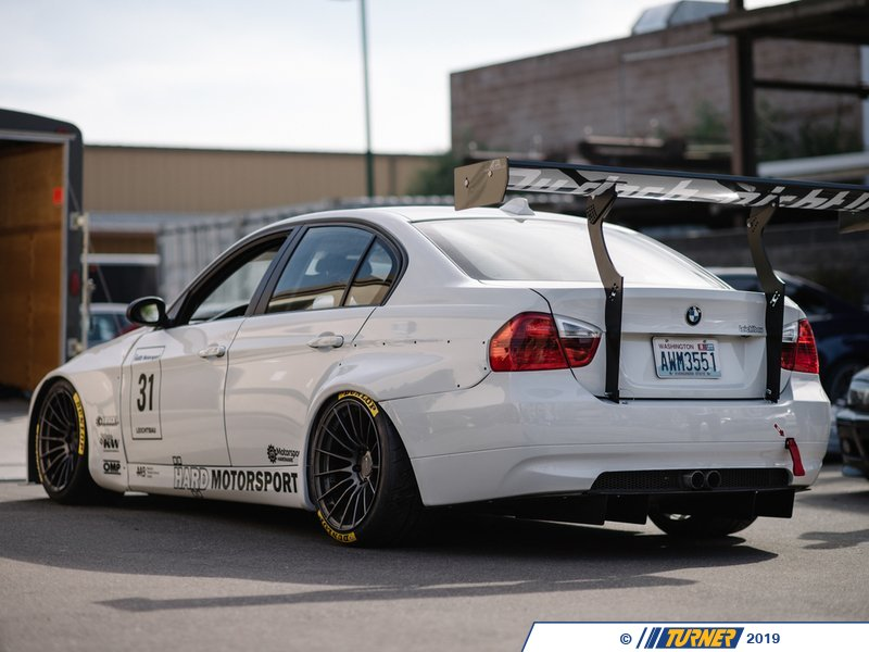 E90 Widebody Hard Motorsport Leichtbau 6 Piece Body Kit