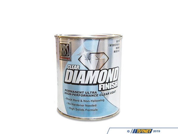T#360273 - 8X04T - KBS Diamond Finish Restoration Clearcoat - KBS - BMW