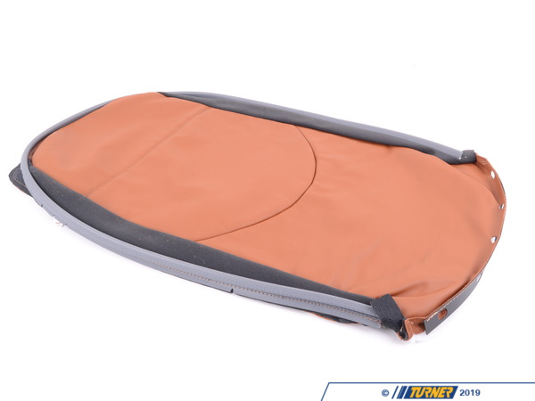 T#131155 - 52207902140 - Genuine BMW Cover Backrest Leather Right Zimt - 52207902140 - E46 M3 - Genuine BMW -