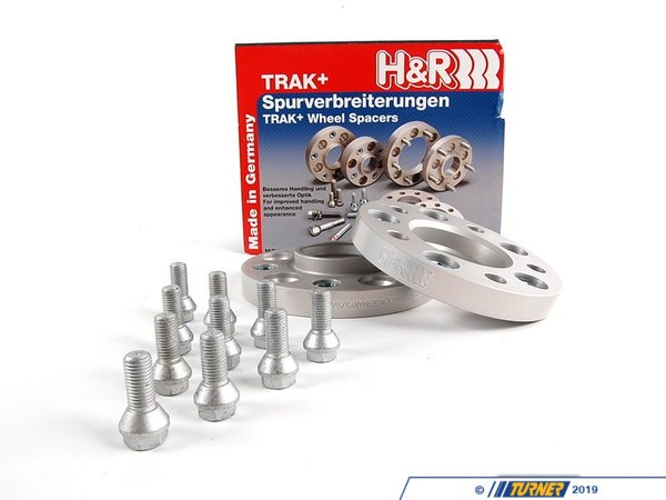H&R E39 20mm H&R Wheel Adapter Set To Fit E36/E46 Wheels To E39 5-series 4075740725