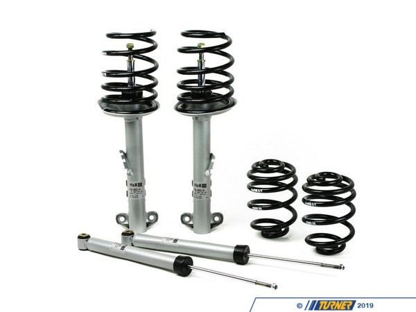 T#21523 - 31005T-1 - E36 318i H&R Touring Cup Kit Suspension Package - H&R - BMW