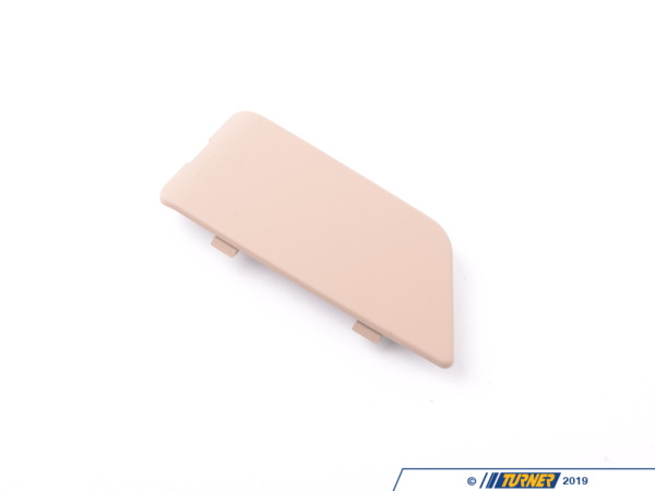 T#109730 - 51468243675 - Genuine BMW Cover, Child Protection Left Hellbeige - 51468243675 - E46 - Genuine BMW -