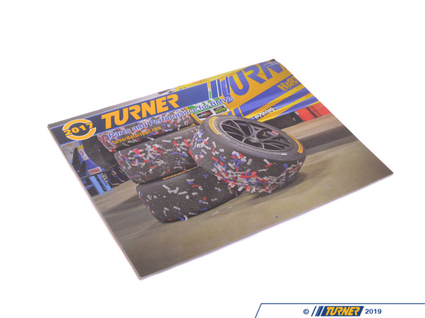T#390997 - TMSCAL17 - 2017 Turner Motorsport Calendar - Free With $50 Purchase! - Turner Motorsport - BMW