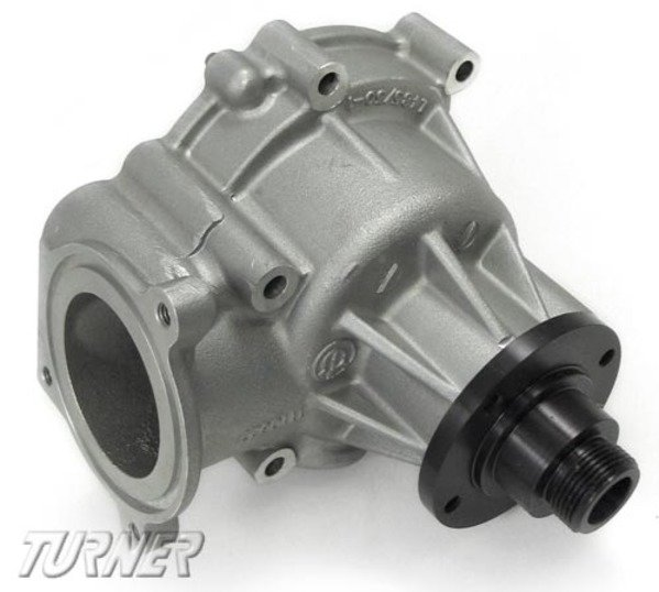 T#337986 - 11517838118 - Water Pump - E46 M3 - Packaged by Turner - BMW