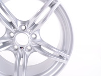 Style 326 Double Spoke Wheel 19x8