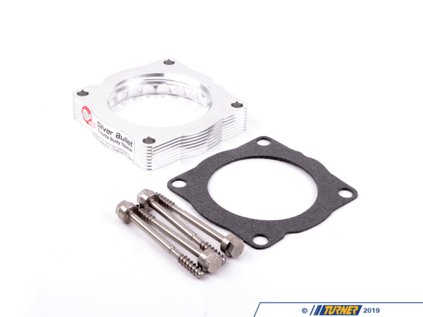 T#16417 - 46-31007 - aFe Throttle Body Spacer - E9X 335i/xi 2011+ w N55 engine, F30 335i, F32 435i - AFE - BMW