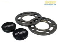 Turner BMW 7.5mm Front Wheel Spacer and Hub Extender Kit