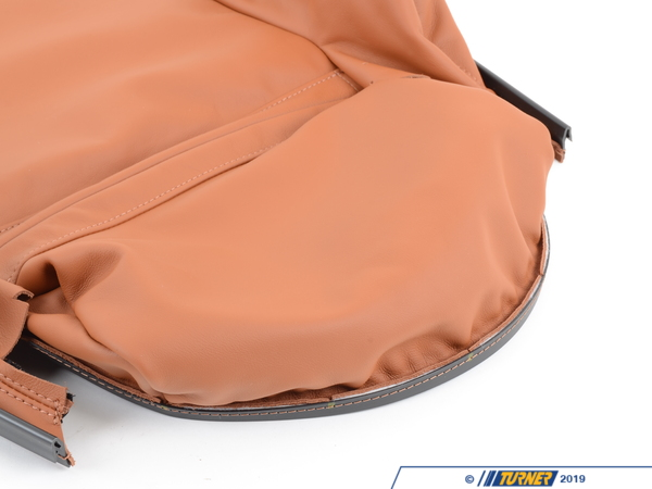 T#21216 - 52107902074 - Genuine BMW Seat Cover Zimt - 52107902074 - E46,E46 M3 - Genuine BMW -