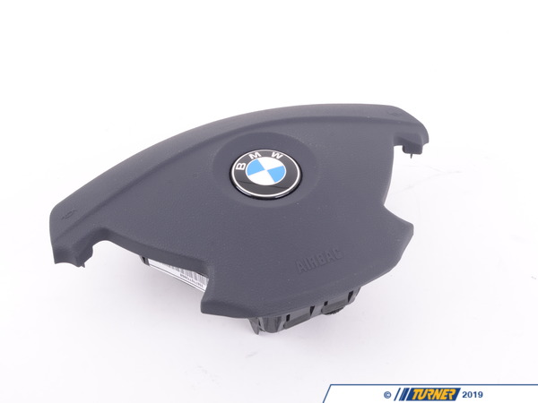 T#56669 - 32306776772 - Genuine BMW Airbag Module, Driver's Side Blau - 32306776772 - E65 - Genuine BMW -