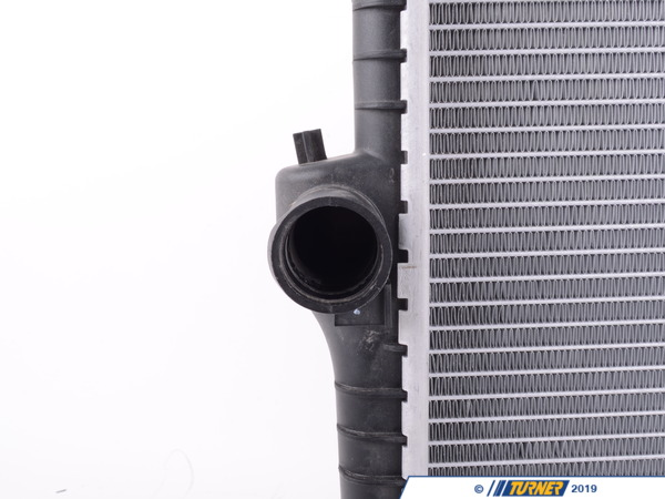 T#18849 - 17111702453 - OEM Hella/Behr Radiator - Automatic Transmission - E34 530i  - OEM Hella/BEHR brand replacement radiator for all E34 530i with M60 V8 engine. This radiator is made by Hella/BEHR, an original equipment supplier to BMW. This is the brand we use exclusively on our own 5 series BMWs, and think you should as well.Hella is a premium manufacturer that supplies automotive parts to numerous car brands across the world. Everything from electrical to mechanical genuine parts have been made and supplied directly to BMW before the vehicles ever leave the production floor. Their high quality, long lasting parts have made them a trusted brand chosen to help keep your BMW on the road for many years to come.As a leading source of high performance BMW parts and accessories since 1993, we at Turner Motorsport are honored to be the go-to supplier for tens of thousands of enthusiasts the world over. With over two decades of parts, service, and racing experience under our belt, we provide only quality performance and replacement parts. All of our performance parts are those we would (and do!) install and run on our own cars, as well as replacement parts that are Genuine BMW or from OEM manufacturers. We only offer parts we know you can trust to perform!This item fits the following BMWs:1994-1995  E34 BMW 530i - Automatic Transmission6/1994-1995  E34 BMW 530i - Manual Transmission - Mahle-Behr - BMW