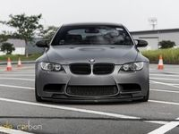 E9X M3 Mode Carbon V2 GTS Front Splitter