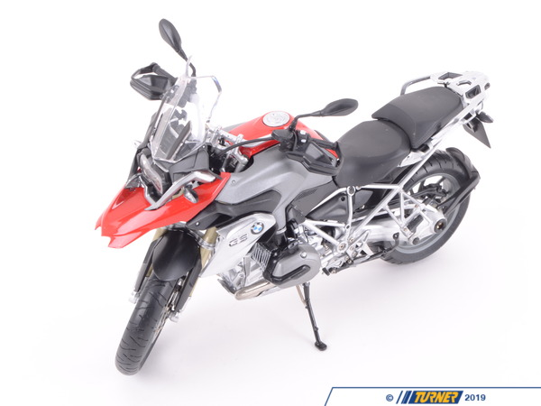 T#214002 - 80432361588 - Genuine BMW Miniature Motorcycle R1200 Gs K50 - 80432361588 - Genuine BMW Bmw Miniature Motorcycle R1200 Gs K50 10, RACING REDThis item fits the following BMW Chassis: - Genuine BMW -
