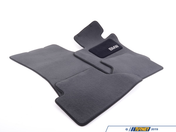 T#24832 - 82110392317 - Genuine BMW Floormat E-64 Anth - 82110392317 - Genuine BMW -