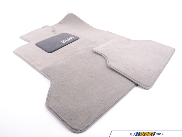 T#24823 - 82110302987 - Genuine BMW Floormat - 82110302987 - Genuine BMW -