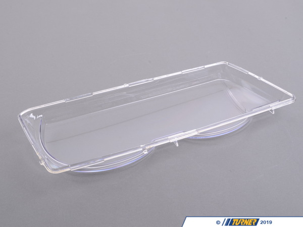 T#14082 - 63128381327 - Genuine BMW Left Cover Glass - 63128381327 - E38 - Genuine BMW -