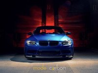 E9X M3 Mode Carbon GT4-style Front Splitter (Carbon)