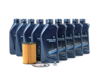 Genuine BMW Inspection I Oil Service Kit - S63
