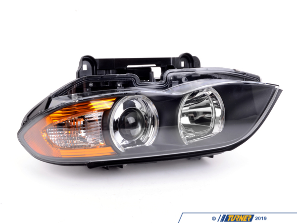 T#18850 - 63117166805 - Bi-Xenon Headlight - Left - E53 X5 2004-2006 - Hella - BMW