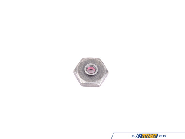 T#133841 - 54128119975 - Genuine BMW Hex Nut M5 - 54128119975 - E34,E36,E38,E39,E36 M3,E39 M5 - Genuine BMW -