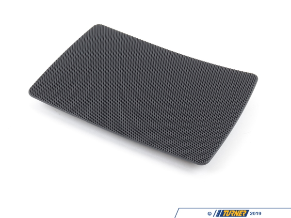 T#113318 - 51478256550 - Genuine BMW Cover F Right Loudspeaker Schwarz - 51478256550 - E46 - Genuine BMW -