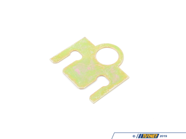 T#73412 - 41511873064 - Genuine BMW Hinge Spacer 1,00mm - 41511873064 - Genuine BMW -