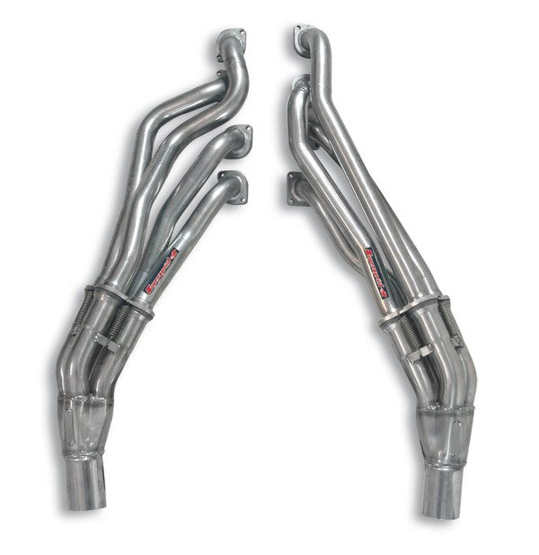 E60 545i/550i Supersprint Tubolare Stainless Headers