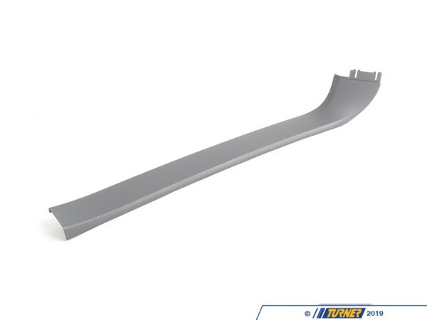 T#25367 - 51498216727 - Genuine BMW Inter. Lateral Left Trunk Li - 51498216727 - Grau - Genuine BMW -