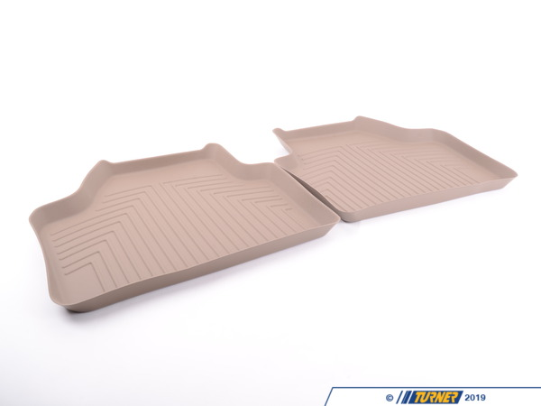 T#176888 - 82112336726 - Genuine BMW All Weather Floor Liners, Re - 82112336726 - Genuine BMW -