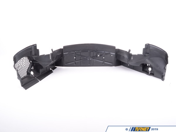 T#119003 - 51747166935 - Genuine BMW Front Air Duct - 51747166935 - E63 - Genuine BMW -