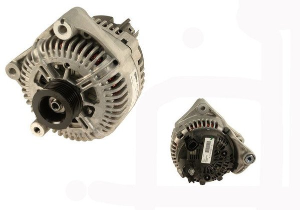 T#14835 - 12317836592 - OEM Valeo Alternator - E60 M5, E63/64 M6 - This is a Valeo brand new 170 amp alternator. These alternators are built especially for extremes of heat, cold and high demand. Your BMW deserves nothing less than the best, which is why an OEM alternator is the best option. BMW alternators are built to last using the highest quality materials and the most technologically advanced processes. All alternator parts are 100% factory testedto assure that they meet or exceed original equipment specifications. And every alternator is fully load tested to guarantee compliance with BMW's strict performance specifications.No core charge!This item fits the following BMWs:2006-2010  E60 BMW M52006-2010  E63 BMW M6 - Valeo - BMW