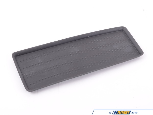 T#98845 - 51419120155 - Genuine BMW Insert Mat, Door Pocket, Left Schwarz - 51419120155 - E82 - Genuine BMW -