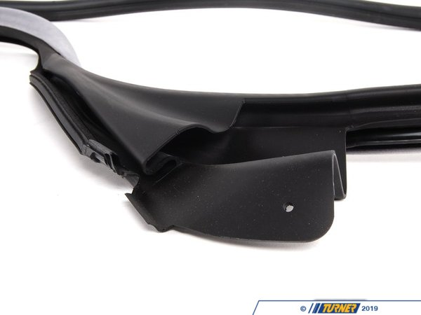 T#21174 - 51717161691 - Genuine BMW Edge Protection Left Grau - 51717161691 - E46 - Genuine BMW -