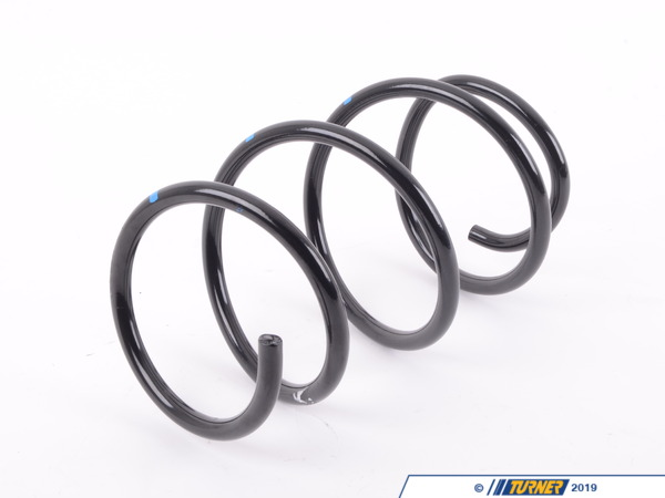T#54809 - 31331093086 - Genuine BMW Front Coil Spring - 31331093086 - Genuine BMW -
