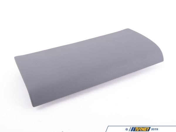 T#86039 - 51168216705 - Genuine BMW Cover Glove Box Lower Grau - 51168216705 - E36,E36 M3 - Genuine BMW -