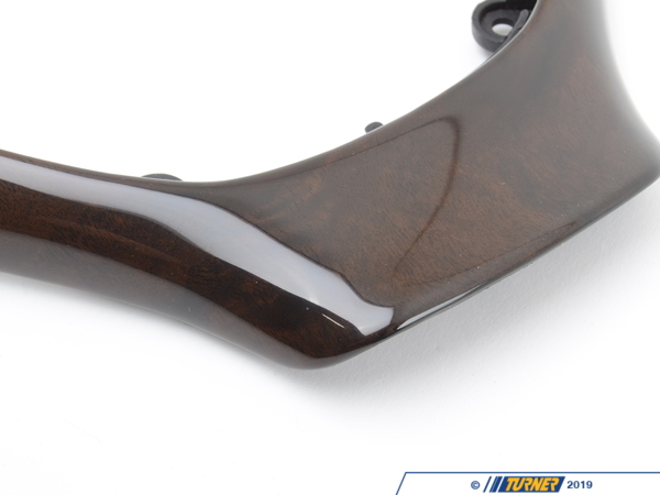 T#56419 - 32300413681 - Genuine BMW Cover, Wood Nussbaumwurzel - 32300413681 - E70 X5 - Genuine BMW -