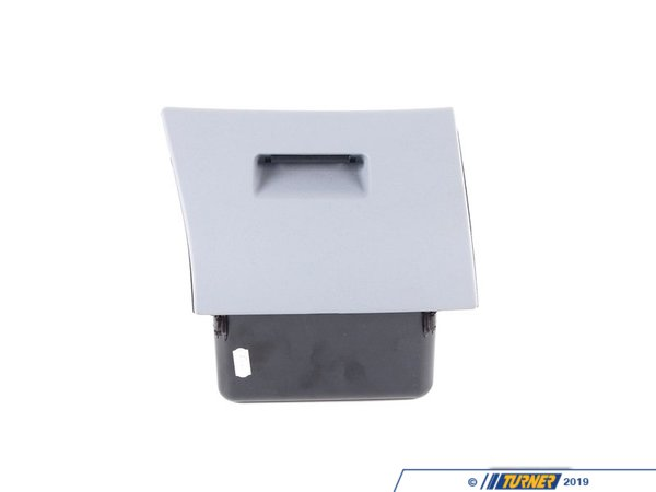 T#108324 - 51458226570 - Genuine BMW Hinged Compartment Grau - 51458226570 - Genuine BMW -
