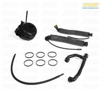 Crankcase Oil Separator and Vent Hose Kit - E90 325xi/330xi, E60 525xi/530xi