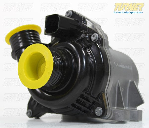 T#337985 - 11517632426 - Water Pump - N54/N55 Engine - E82 135i, E9X 335i/xi, E60 535i/xi, E70 X5 35ix - Packaged by Turner - BMW