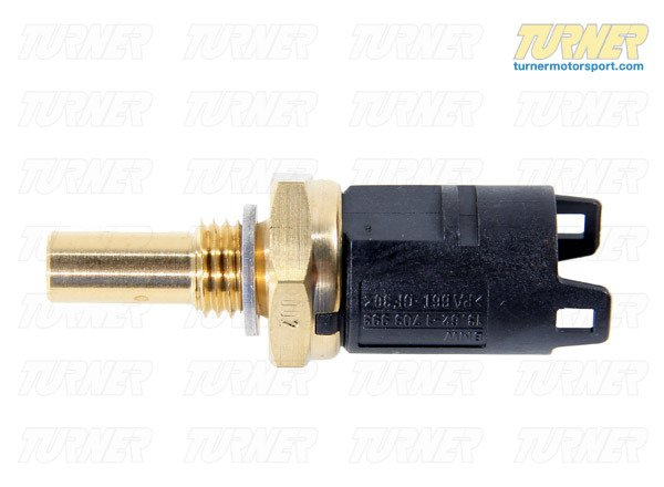 T#7257 - 13621703993 - Coolant Temperature Sensor - M52/S52, M62, M73, M54, S62 - Genuine BMW - BMW