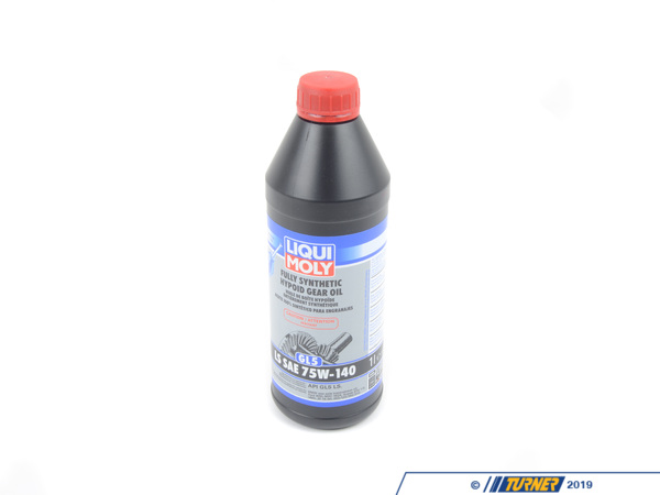 Liqui-Moly Liqui Moly Fully Synthetic limited slip Differential fluid 75W140 - 1 Liter  lm20042