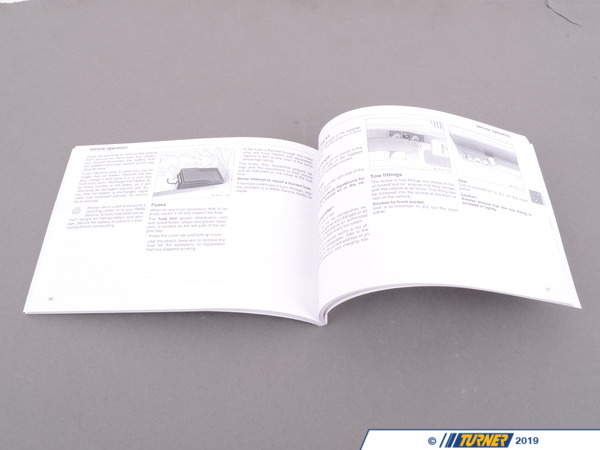 T#26781 - 01419789237 - Genuine BMW Owner's Handbook M3 E36/4/2/C - 01419789237 - E36 - Genuine BMW -